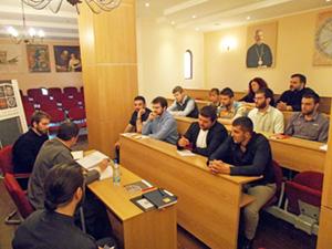 Састанак са новим кандидатима