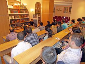 Састанак са кандидатима, јун 2015.